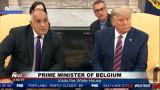Гаф - US телевизия представи Борисов за премиер на Белгия