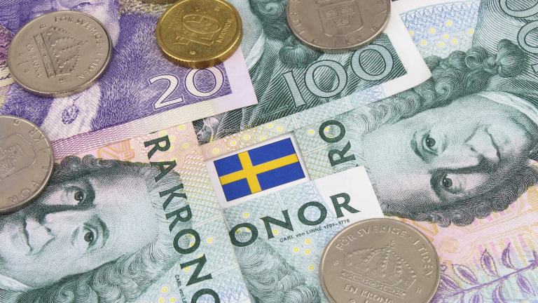 Шведската крона не е имала толкова лош януари от 26 години насам - News.bg