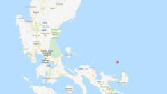 Земетресение с магнитуд от 6.2 във Филипините