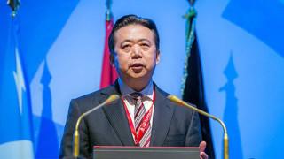 13 години и половина затвор в Китай за бившия шеф на Интерпол