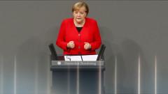 Меркел: Ролята на Германия в НАТО е по-важна, отколкото през Студената война
