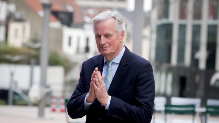 Барние: 9 кръга преговори с Лондон, но 10 месеца няма да стигнат