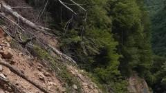 Укрепват срутищата на пътя за Рилския манастир
