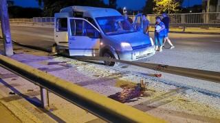 14-годишен подкара колата на баща си и причини катастрофа с две жертви