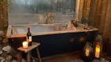 Port Lympne Hotel, къщичката сред лъвовете и какво е да спим сред дивите животни