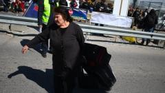Границата с Турция незабавно да се отвори, нареди властта