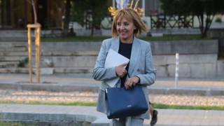 ВАС отхвърли жалба на Мая Манолова срещу решение на ЦИК
