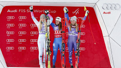 София Годжа спечели спускането в Кортина д'Ампецо (ВИДЕО)