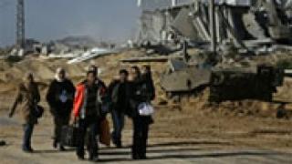 Еврейски заселници подпалили палестинско училище?
