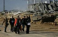 Привърженици на ХАМАС - против затварянето на границата Газа-Египет