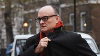 Доминик Къмингс, идеологът на Брекзит, изоставя Борис Джонсън