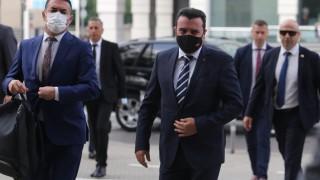 Борисов подготвя Зоран Заев, че ще го излъжат: Нищо няма да стане