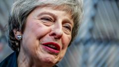 Северноирландските партньори на Тереза Мей няма да подкрепят сделката ѝ за Брекзит