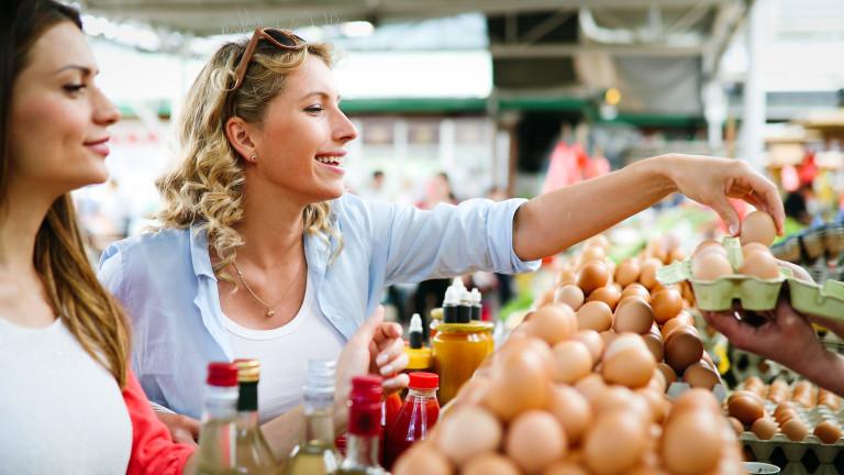 Трябва ли да се притесняваме от кървавите петна в някои яйца
