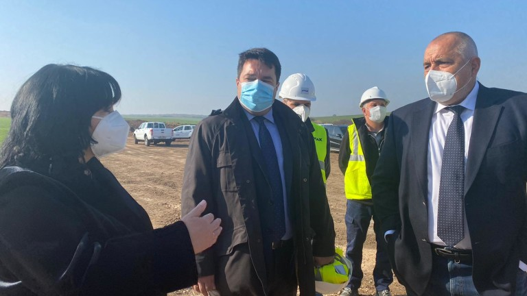 Борисов: Очакваме азерски газ от 1 януари 2021 г.