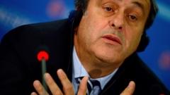 Платини се жалва от решението на ФИФА