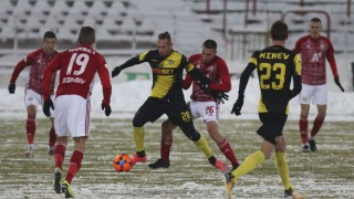 Блицкригът на ЦСКА срещу Ботев (Пловдив)