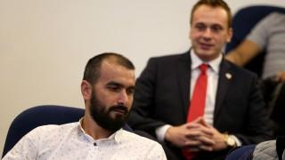 Кристиян Добрев: Това са ненормални условия за футбол, този мач изобщо не трябваше да започва