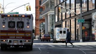 Ню Йорк надхвърли 10 000 жертви на коронавируса