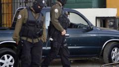 Мексико арестува 158 полицаи за връзки с наркомафията