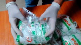 Откриха 7 кг амфетамини в кола с наша регистрация на Капитан Андреево