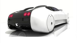 Изненадващо и невиждано Bugatti Veyron