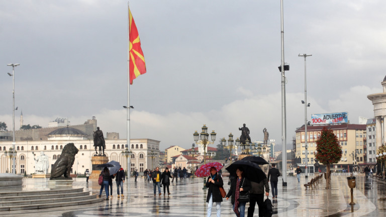 В Скопие нямало доверие във Владо Бучковски