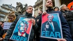 Повечето американци не одобряват управлението на Тръмп