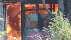 Пожар остави на улицата 6 семейства в Смолянско