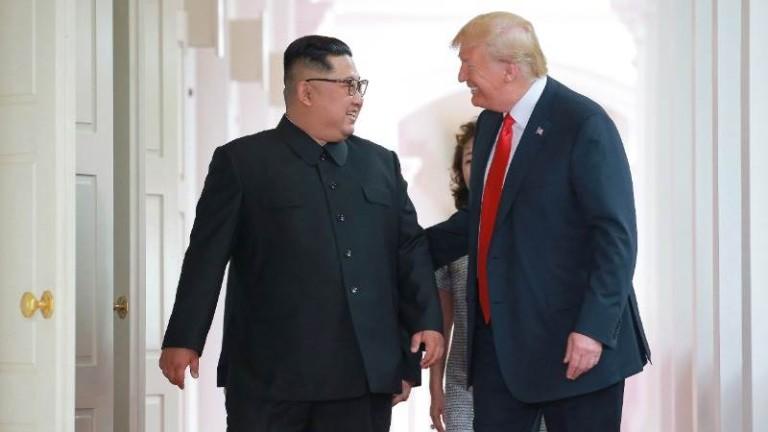 Подготвят среща Тръмп-Ким в Швейцария?