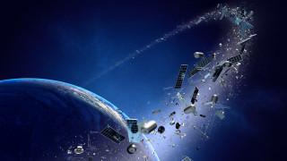 Космосът - бойно поле при конфликт на САЩ с Китай и Русия