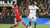 Валенсия победи Реал (Мадрид) с 2:1