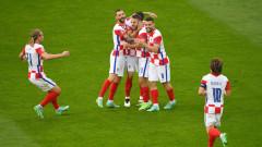 Хърватия - Шотландия, Модрич извежда гостите напред