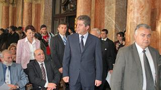 Първанов иска нов прочит на балканската история