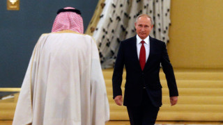 Путин убеден: Русия може да играе ключова роля в Близкия изток