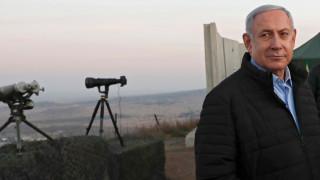 Израелските военни тестваха ракета и двигател