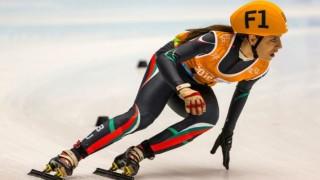 Катрин Маноилова под въпрос за Световното първенство по шорттрек