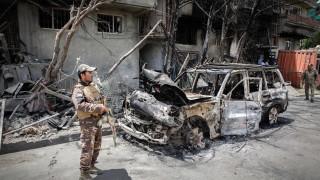 Петима загинали при атака в Кабул