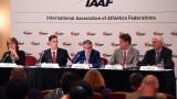 Наказанието на руската федерация по лека атлетика остава поне до декември