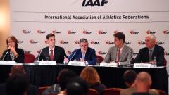 ИААФ не възнамерява да вдига санкциите спрямо Русия