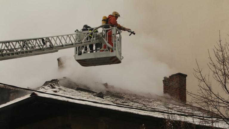 Над 10 пожара са потушени за денонощие