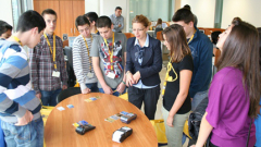 Банка Пиреос запозна 24 деца с дейността си