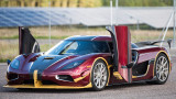 Шведска суперкола подобри рекорд на Bugatti за ускоряване (ВИДЕО)