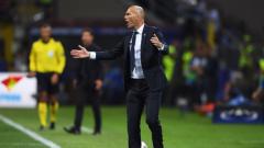 Зидан: Реал побеждава с интелект