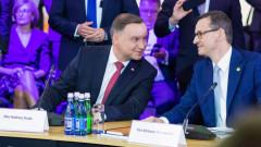 Напрежението Полша-Русия продължава, Моравецки посещава Смоленск и Катин