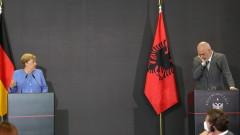 Меркел: ЕС не трябва да измисля нови условия за членство на Западните Балкани