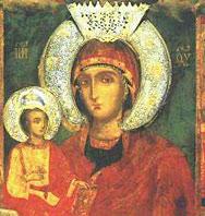 Показват чудотворна икона на Богородица-Пътеводителка