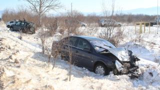 157 катастрофи в София през изминалото денонощие