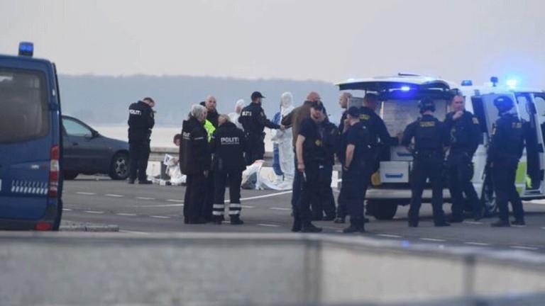 Снимка: Стрелба в Дания