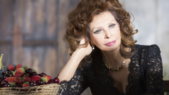 81-годишната София Лорен в нова реклама - видео